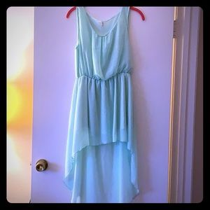 Dresses & Skirts - Mint green tank dress